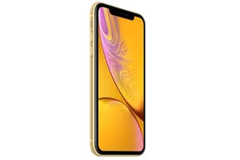Used as Demo Apple iPhone XR 64GB Yellow (Local Warranty, AU STOCK, 100% Genuine)