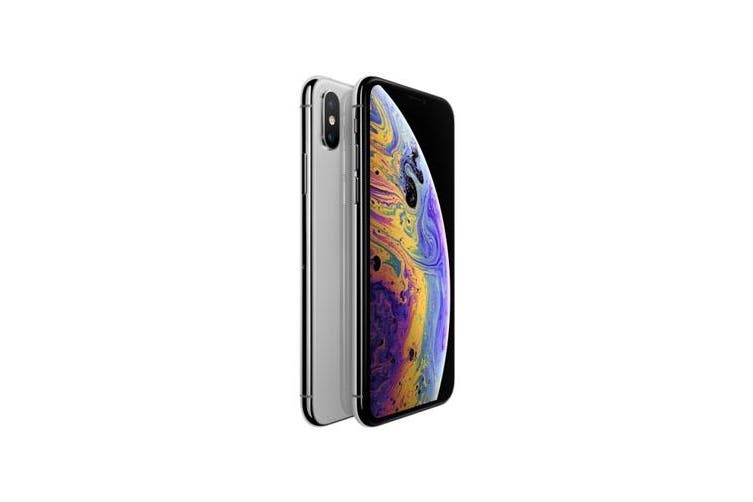 Used as Demo Apple iPhone XS 256GB Silver (Local Warranty, AU STOCK, 100% Genuine)
