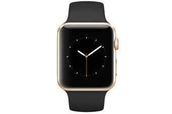 Used as Demo Apple Watch Series 1 38MM Aluminium Gold