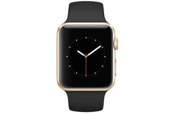 Used as Demo Apple Watch Series 2 42MM Aluminium Gold