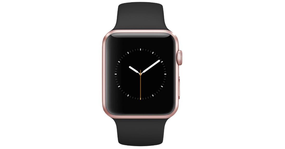 Used As Demo Apple Watch Series 3 38mm Cellular Rose Gold Kogan Com