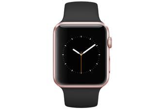 Used as Demo Apple Watch Series 3 42MM Aluminium Rose Gold