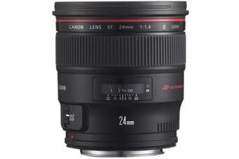 Brand New Canon EF 24mm f/1.4 F1.4 L II USM Lens