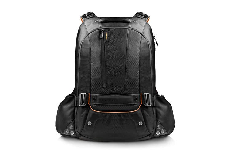 Everki Beacon Laptop Backpack with Gaming Console Sleeve fits up to 18-Inch (EKP117NBKCT)