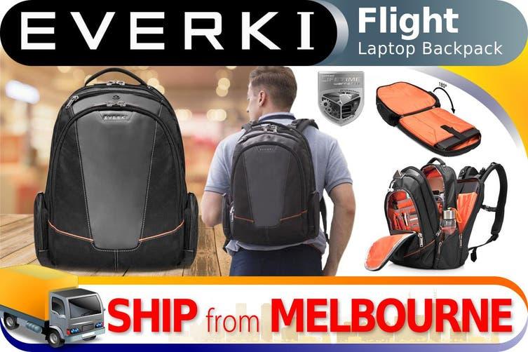 """Everki Flight Checkpoint Laptop Backpack Bag fits up to 16"""" (EKP119)"""