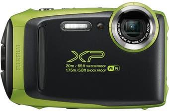 Brand New Fujifilm FinePix XP130 Lime