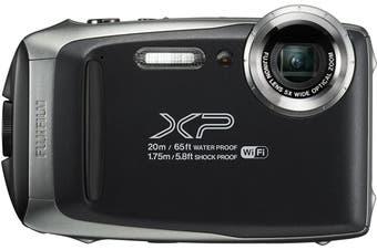Brand New Fujifilm FinePix XP130 Silver