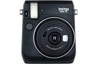 Brand New FujiFilm Instax Mini 70 Camera Black