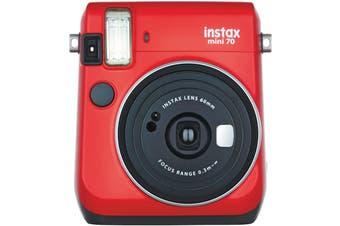 Brand New FujiFilm Instax Mini 70 Camera Red