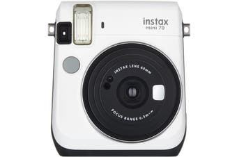 Brand New FujiFilm Instax Mini 70 Camera White