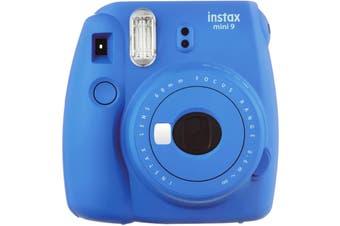 Brand New FujiFilm Instax Mini 9 Cobalt Blue