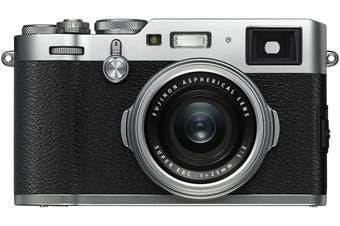 Brand New Fujifilm X100F Silver