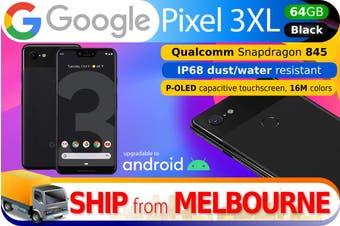 Used as Demo Google Pixel 3 XL 64GB - White (AUSTRALIAN MODEL, AU STOCK)