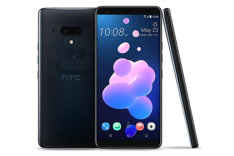 Brand New HTC U12+ Plus Dual SIM 4G LTE (128GB, Blue)