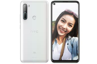 Brand New HTC U20 Dual SIM 5G (8GB RAM, 256GB, White)