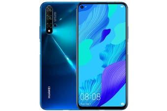 Brand New Huawei Nova 5T Dual SIM 4G LTE (8GB RAM, 128GB, Blue)