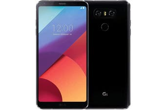 Used as Demo LG G6 32GB Black (Excellent Grade)