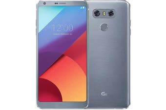Used as Demo LG G6 32GB Ice Platinum (Excellent Grade)