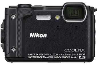 Brand New Nikon Coolpix W300 Black