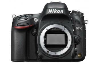 Brand New Nikon D610