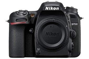 Brand New Nikon D7500 Black