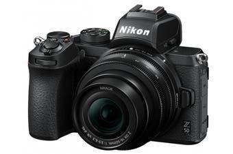 Brand New Nikon Z50 Kit (16-50)