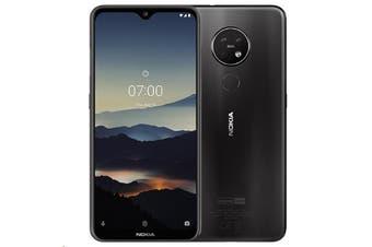 Brand New Nokia 7.2 Dual SIM 4G LTE (6GB RAM, 128GB, Charcoal)