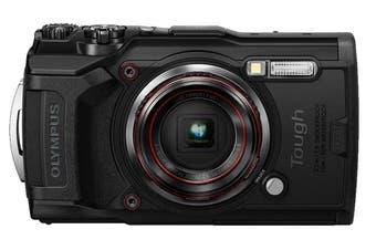 Brand New Olympus TOUGH TG-6 Black Camera