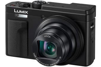Brand New Panasonic Lumix DC-ZS80 Black Camera