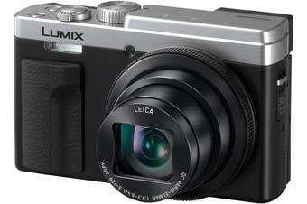 Brand New Panasonic Lumix DC-ZS80 Silver Camera