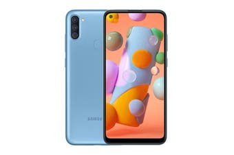 Brand New Samsung Galaxy A11 Dual SIM 4G LTE (2GB RAM, 32GB, Blue)