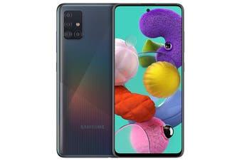 Brand New Samsung Galaxy A51 Dual SIM 4G LTE (6GB RAM, 128GB, Black)
