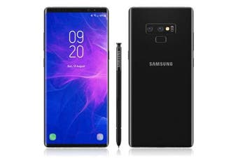 Used as Demo Samsung Galaxy Note 9 N960F 128GB Black (AUSTRALIAN MODEL, AU STOCK)