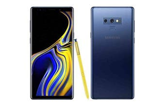 Used as Demo Samsung Galaxy Note 9 N960F 128GB Blue (AUSTRALIAN MODEL, AU STOCK)