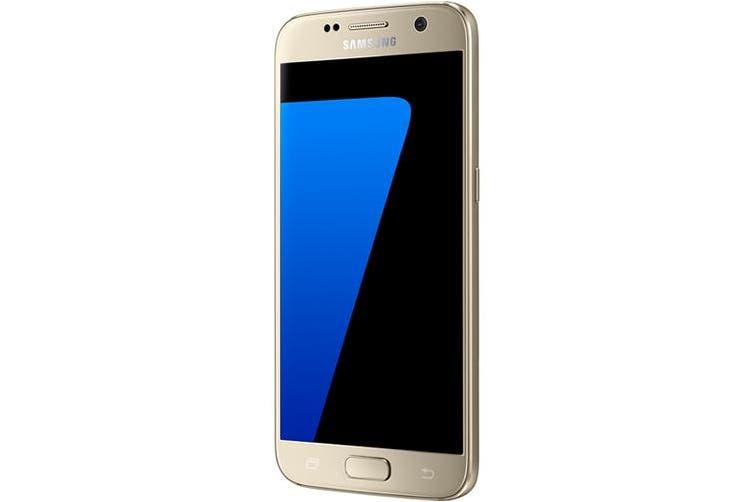 Used as Demo Samsung Galaxy S7 SM-G930F 32GB Gold (AU STOCK, AU MODEL, 100% Genuine)
