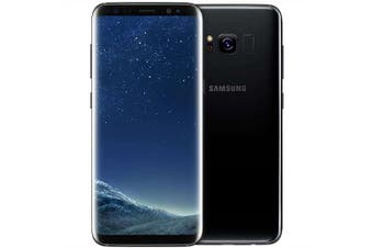Samsung Galaxy S8 Black 64GB (Good Grade)
