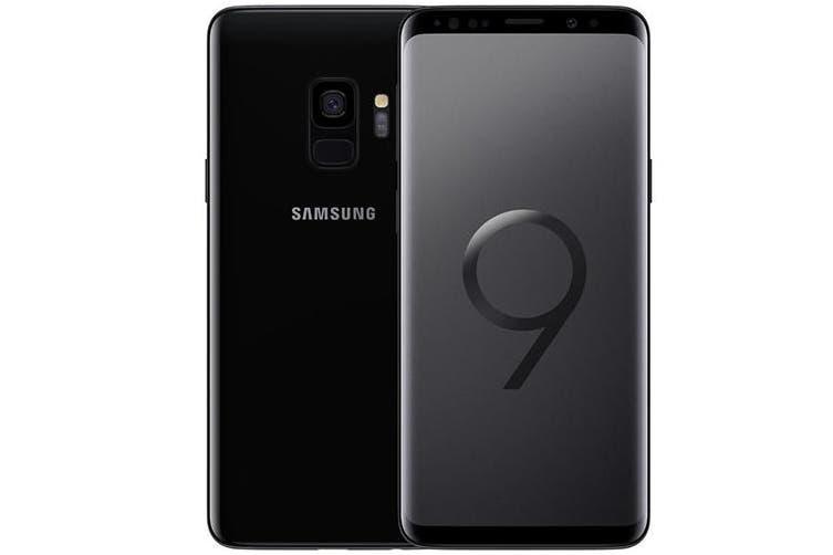 Used as demo Samsung Galaxy S9 SM-G960F Black 64GB (AUSTRALIAN MODEL, AU STOCK)