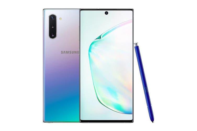 Brand New Samsung Galaxy Note 10 Dual SIM 4G LTE (256GB, Glow)