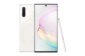 Brand New Samsung Galaxy Note 10 Dual SIM 4G LTE (256GB, White)