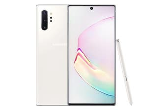 Brand New Samsung Galaxy Note 10+ Plus Dual SIM 4G LTE (256GB, White)