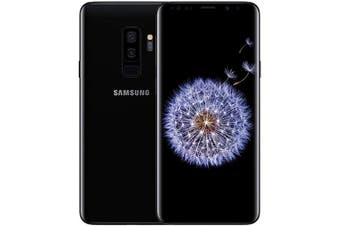 Used as demo Samsung Galaxy S9+ Plus SM-G965F Black 256GB (AUSTRALIAN MODEL, AU STOCK)