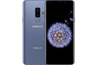 Used as demo Samsung Galaxy S9+ Plus SM-G965F Blue 64GB (Excellent Grade)