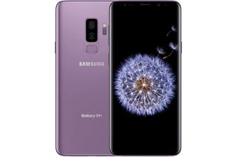 Used as demo Samsung Galaxy S9+ Plus SM-G965F Lilac Purple 64GB (Excellent Grade)