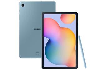 Brand New Samsung Galaxy Tab S6 Lite Wifi + Cellular (4GB RAM, 64GB, Angora Blue)