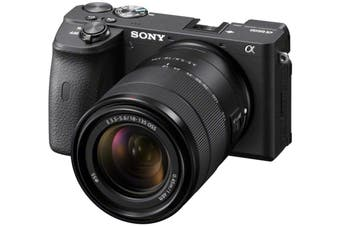 Brand New Sony Alpha A6600 with 18-135mm Black