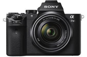 Brand New Sony Alpha a7 Mark II 28-70mm