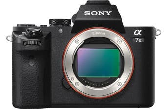 Brand New Sony Alpha a7 Mark II