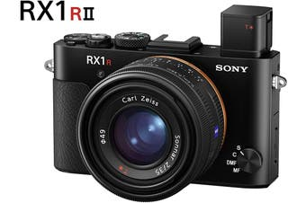 Brand New Sony Cyber-shot DSC-RX1R II Black