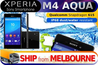 Used as Demo Sony Xperia M4 Aqua - Black