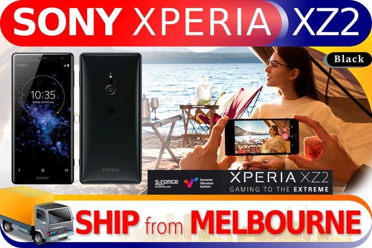Sony Xperia XZ Premium Black 64GB (100% Genuine, GOOD GRADE)